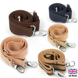 Polyester Carrying Shoulder Strap for Travel Shoulder Bag Adjustable Replacement