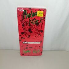 Harter Attack Human Hell Cd Long Box ONLY Empty