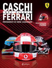 PREORDER: CASCO HELMET Michael Schumacher 2002 F1 SPARK 1:5 +MAG. no MINICHAMPS
