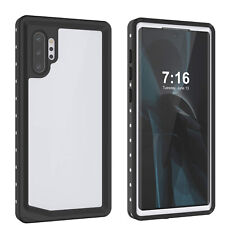 For Samsung Galaxy Note 10 Plus Waterproof Case Cover Built-in Screen Protector