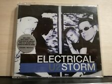 U2 - ELECTRICAL STORM  4,26 - BAD/40/WHERE THE STREETS HAVE NO NAME live CDs