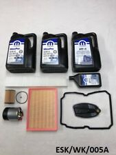 Grand service kit Jeep Grand Cherokee WK 3.0CRD 2005-2010 ESK/WK/005A 5W30
