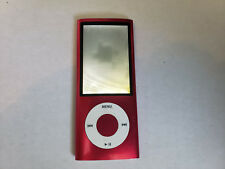 Ipod Nano 5th Generation A1320 Pink - FOR PARTS - BLANK SCREEN