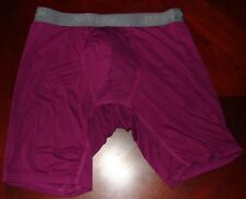 Men's FOTL Boxer Briefs Medium nwot Nylon/Spandex Tight Athletic Fit