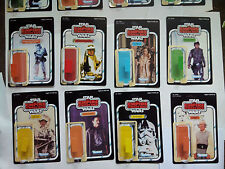 WOW COMPLETE STUNNING 29 X EMPIRE STRIKES BACK KENNER RESTORE KITS SELF ADHESIVE