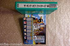 The King of Fighters 99 KOF + Original Flyers Neo Geo MVS SNK Japan