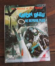 1971 Aventure de Michel Tanguy Canon Bleu ne répond plus Charlier BD aventure