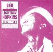 NEW Lightnin Hopkins 1947-1969 (Audio CD)
