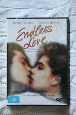 Endless Love, starring Brooke Shields  (DVD, 2006, Brand New and Sealed)
