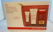 Clarins Giftset 50+ My Skin-Replenishing Beauty Ritual Discovery Kit NEW