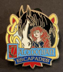 Adventures by Disney Scotland Brave Adventure Merida Caledonian Escape Pin