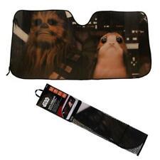 Plasticolor Star Wars Wookie Accordion Sunshade Universal Fit Sunshade 003848R01