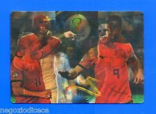 # ADRENALYN XL BRASIL 2014 DOUBLE TROUBLE - Figurina-Sticker -ROBBEN-VAN PERSIE