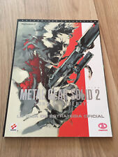 GUIA OFICIAL PIGGYBACK METAL GEAR SOLID SONS OF LIBERTY