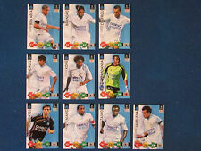 Marseille - Super Strikes Trading Cards - Lot of 10 - 2009/10 - Champions League