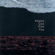 Adams Cox Fink Fox [Audio CD] John Luther Adams; Rick Cox; Michael Jon Fink; Jim