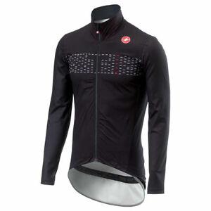 Castelli Pro Fit Light Rain Mens Cycling Jacket (XL) msrp £175.00
