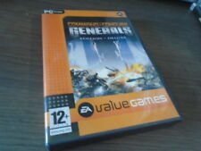 pour pc Command and conquer Generals Deluxe