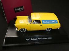 Starline 1:43  Opel Rekord  Caravan -1960 Wäsche Schnelldienst 1:43 OVP NEU#3115