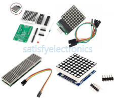 Max7219 8x8 Led Punkt Matrix Modul Dot Matrix Module For Arduino Raspberry Pi F