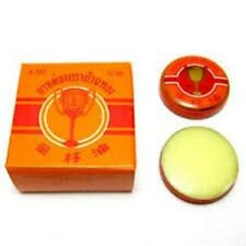 2 G. THAI GOLDEN CUP BALM Ointment Herbal Medicine Pain Relief+Free Shipping