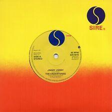 "The Undertones - Jimmy Jimmy  (7"" Single 1979) EX"