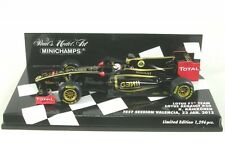 Lotus Renault R30 Raikkonen Test Session Valencia Minichamps 1 43 410120179