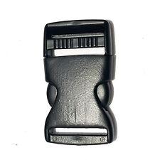 Steckschnalle 30mm Clipverschluss Gurtschnalle Steckverschluss Clip Gurt Schnall
