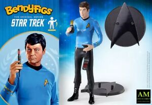 Noble collection Bendyfigs - Star Trek Tos - Mccoy - Biege-Figur -