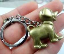 Creative Key Chain Ring Keyring alloy Keychain Gift Tool dog Pendant D28