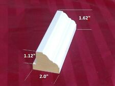 "plantation shutter materials Deco frame primed basswood 75"" (1 PC)"