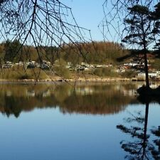 Caravan Hire Three Lochs Family Holiday Park at Newton Stewart .Dumfries and G