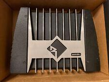 rockford fosgate amplifier 2 channel 225 Total Watt (112.5x2) In Box Rare
