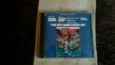 The spy who loved me original motion picture score