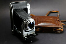 Voigtlander Bessa II 105mm f3.5 Color Heliar Lens 6x9 Folding Camera