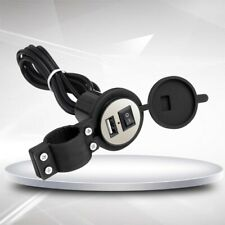 Waterproof Car Motorcycle Bike USB Power Charger Adapter With Switch For Phone