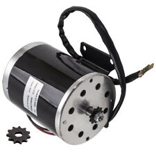 2500 Rpm 24V Electric DC Motor for Electric Scooter Minibike or for go-kart