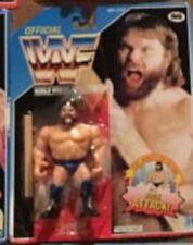WWF World Wrestling Federation Hasbro Jim Duggan