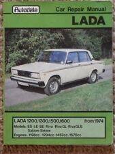 LADA Autodata CAR MANUAL