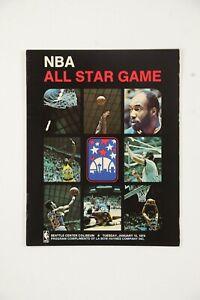 1974 NBA All-Star Game Basketball Program