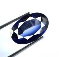Ceylon Blue Sapphire 2.60 Ct Oval Cut Gemstone 100% Natural AGI Certified X3378
