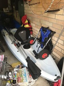 Used Kayaks And Canoes