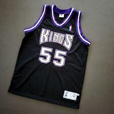 100% Authentic Jason Williams Vintage Starter Kings Jersey Size 46 L Mens