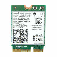 Intel Dual Band AC 9560 9560NGW NGFF 1.73Gbps BT5.0 M.2 Wifi Wireless Cards A1W6
