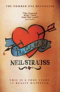 Game, The by Neil Strauss Book The Cheap Fast Free Post