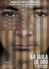 La Juala De Oro (The Golden Dream), New DVD, Carlos Chajon, Karen Martinez, Rodo