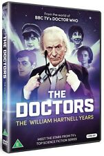 THE DOCTORS (1963-1966) - WILLIAM HARTNELL Years - Doctor Who Interviews NEW DVD