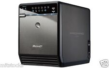 "Mediasonic PRORAID 4 Bay 3.5"" HDD Storage Box Enclosure with USB 3.0 & eSATA NEW"