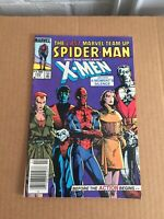 Marvel Team-Up (Marvel, 1977 series) #150 ~ Spider-Man X-Men