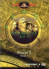 STARGATE SG-1 SAISON 2 PART 2 BOX 3 DVDs  - N&S DVD REGION 2 NEUF
